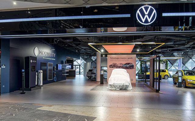 VW ID.HUB ALEJA