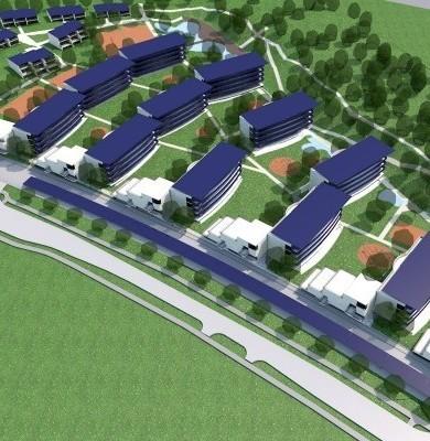 Stanovanjska soseska Brdo