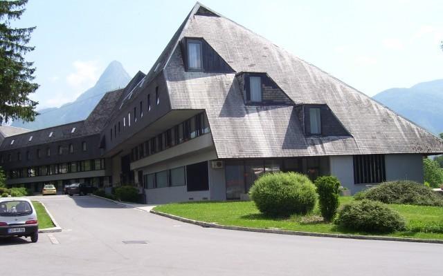 Prenova hotela Kanin