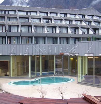 Wellnes Hotela Kanin