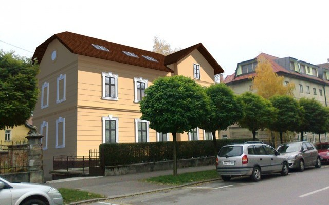 Stanovanjski objekt Tabor